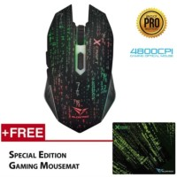 Alcatroz Mouse Gaming X-craft Pro Noiz Z8000