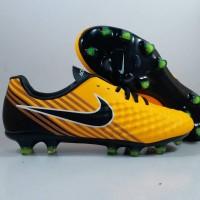 Sepatu Bola Nike Magista Opus 2 Laser ORange FG Replika Impor