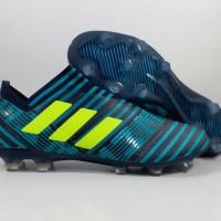 Sepatu Bola Adidas Nemeziz 17+ Ocean Storm FG Replika Impor b87f202621