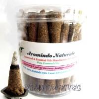 Dupa Kerucut Gaharu Arabian Midnight   Agarwood Conical Incense