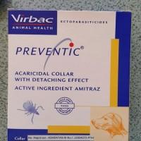 preventic virbac kalung anti kutu untuk anjing anda obat