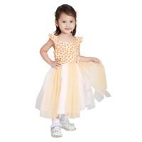 Pretty Girl - Dress Semi Formal Kuning - 1sollene