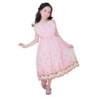 Pretty Girl - Dress Formal Anak Pink - 3aloise