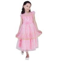 Pretty Girl - Dress Formal Anak Pink - 3lucinda