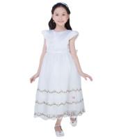 Pretty Girl - Dress Formal Anak Broken White - 2nuttela