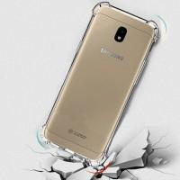 Soft Case Anti crack Samsung J7 Plus Back Cover Casing
