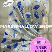 Grosir Hijab Segi Empat Motif / Jilbab / Kerudung Murah