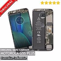 Original Motorola Moto G5S Plus Skin Garskin for Case Ready Custom