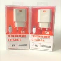Charger Xiaomi 2in1 Murah Banget untuk Hp Xiaomi