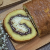 Giant Roll Cake Nutella Keju Wijsman