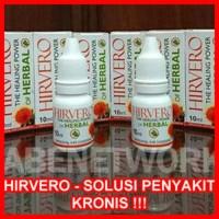 HIRVERO Anti Kuman Dan Virus Herbal 100% Ori