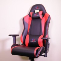 CUBE RACING - Gaming Chair GT Series - Red - CUBE-101-BR
