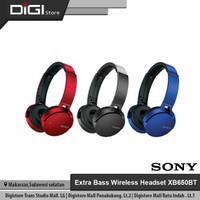 Sony Extra Bass Wireless Headset XB650BT