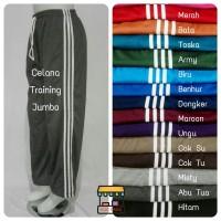 Training Panjang Jumbo / Training Jumbo/Celana Training Jumbo