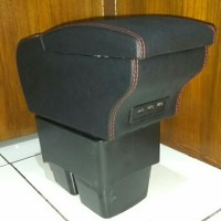 Armrest Console Box Armrest FORD FIESTA Full Cover Mewah