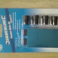 CUCI GUDANG Pocket Hole Jig / Penyambungan Kayu / Silverline Pocket