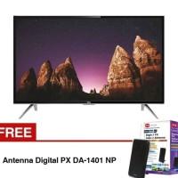 """TCL 40"""" Digital LED TV SMART TV L40S4900 + Gratis Anten Berkualitas"""