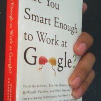 ARE YOU SMART ENOUGH TO WORK AT GOOGLE? [English Versio Limited
