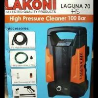 Harga Terbaik ! Mesin Cuci Motor & Mobil Jet Cleaner Lakoni Laguna 70