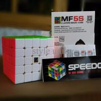 LIMITED EDITION Rubik 5x5 MF5s Moyu Stickerless - MoFangJiaoShi 5x5x5