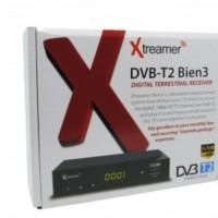 Xtreamer Set Top Box DVB T2 BIEN Media Player TV Digital Multimedia