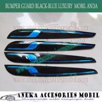 Bumper Guard Bumper Corner Black Blue Luxury Suzuki Ertiga terlaris
