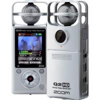(Diskon) Zoom Q2HD Handy HD Video Recorder