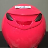 (Dijamin) Helm INK Centro Original 100% ( Asli ) Pink Mangenta