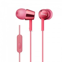 harga Sony In-ear Monitor Headphone Mdr-ex150ap - Pink Tokopedia.com