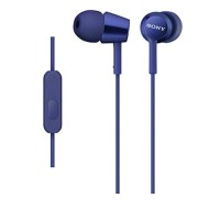 harga Sony In-ear Monitor Headphone Mdr-ex150ap - Blue Tokopedia.com