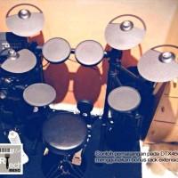 Yamaha DTX PCY90AT PCY 90 AT PCY90 AT Cymbal Elektrik 10 Inch terlar