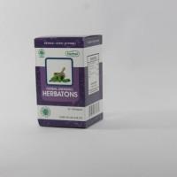 #Obat Herbal OBAT AMANDEL - HIU HERBATONS