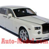 1:18 Kyosho 2005 Rolls Royce Phantom Extended Wheelbase Limousine Engl