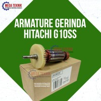 Armature / Angker Mesin Gerinda Hitachi G10SS Ori Original Berkualitas