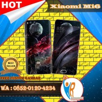 [Original] Garskin Xiaomi Mi6 Motif Tokyo Ghoul -Free Custom Gambar