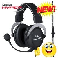 HyperX CLOUD Silver Gaming Headset