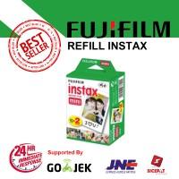 Refill Kamera Instax Mini Instant Color Film (20 Shots)