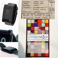 GadgetWraps Pebble Classic Full Clear Body + Screen Protector