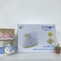 CROWN BABY MULTI MINI CHOPPER CR3038