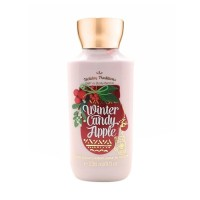 bath and body works bbw winter candy apple body lotion 236 ml