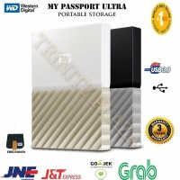 Jual WD My Passport Ultra 4TB - HDD / HD / Hardisk / Harddisk External 2.5