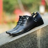 Sepatu Pria Formal untuk kerja di kantor cevany Pantofel Kulit
