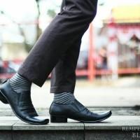 Sepatu Formal Pria untuk kerja di kantor cevany Pantofel Kulit