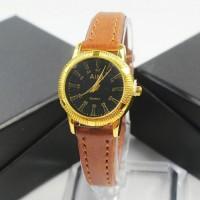 jam tangan alba wanita / jtr 1017 hitam