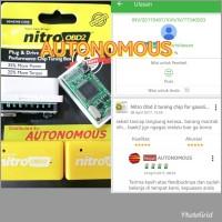 Nitro Obd 2 tuning chip for gasoline ( bensin)