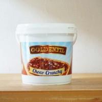 Selai Cokelat Goldenfill Chocolate Cruncy 1kg (Khusus Gojek)