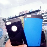Spigen Slimarmor Iphone 7 / Ipone 7 4,7 in Hardcase / Dual Case / Slim