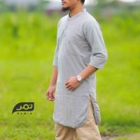 Gamis Kaos Polo | Kurta | Pakistan Model Tee Abu Misty Muda