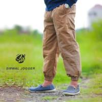 Celana Sirwal Jogger Gold  - Jogger Pants - Celana Panjang Pria