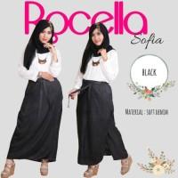 Rok Panjang Rok Celana Rocella Sofia  Size S M L XL  T3010